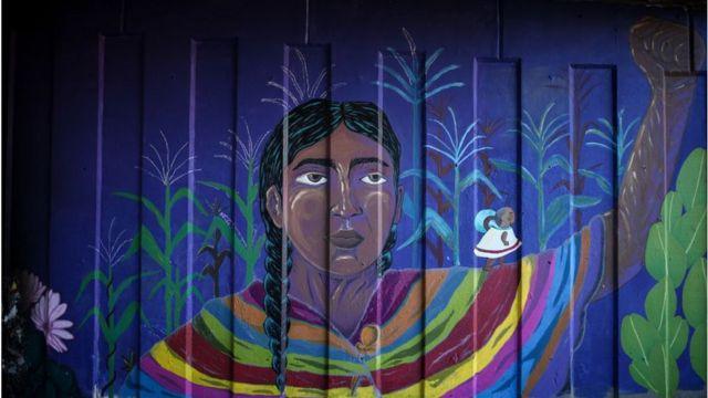 Mural de Bartolina Sisa