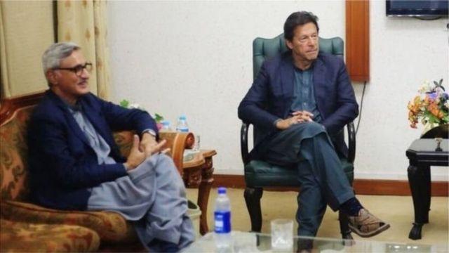 عمران خان، جہانگیر ترین