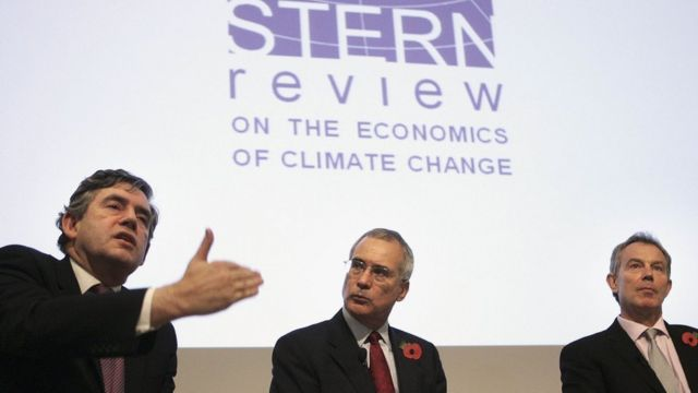 Is there an economic case for tackling climate change?