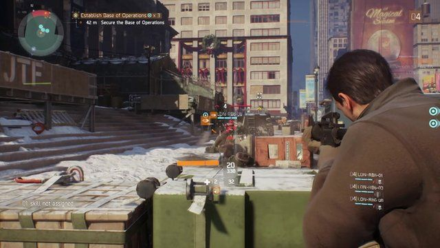 WATCH: Tom Clancy's The Division reviewed