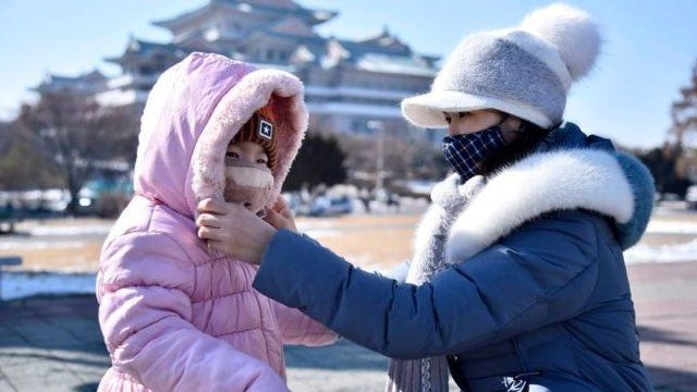 تاکنون موردی از ابتلا به ویروس کرونا در کره شمالی گزارش نشده است