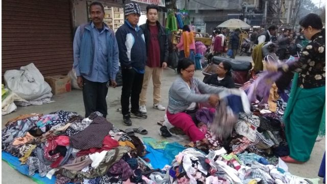 Imphal Market