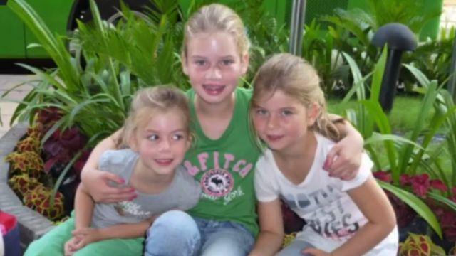три дочери Питера ван дер Меера