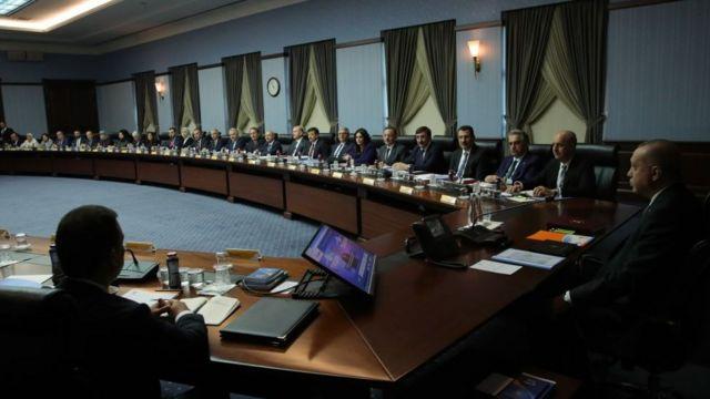 AKP Merkez Yönetim Kurulu