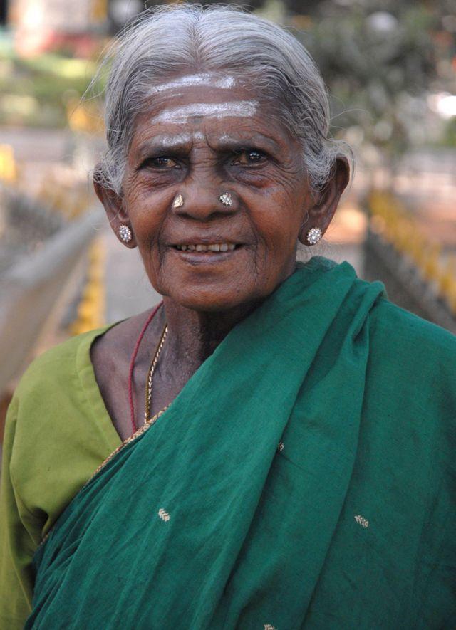 ساألومارادا ثيماكا، امرأة من الهند زرعت ونمت مئات من الأشجار
