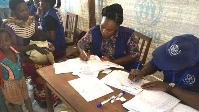 HCR ivuga ko abarundi bamaze kwiyandikisha gutaha nbava Tanzania bagera ku 21 000
