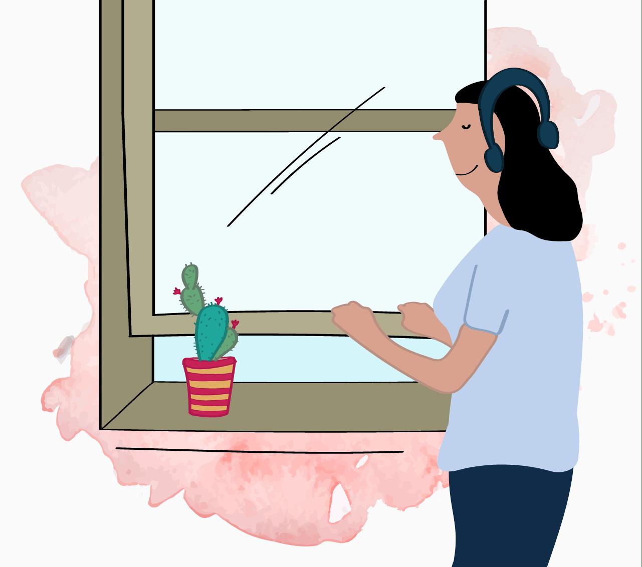 Tampões de ouvido podem ser uma solução para algumas pessoas conseguirem focar no trabalho