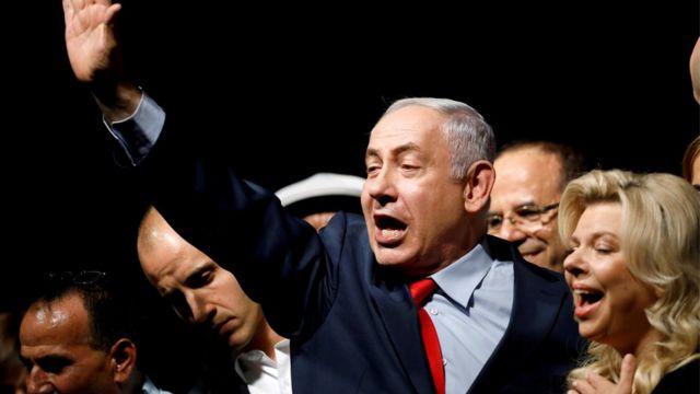Нетаньяху надеется на переизбрание