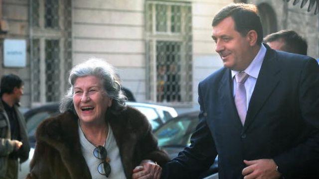 Biljana Plavšić i Milorad Dodik