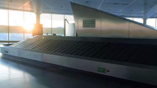 히드로 공항 1번 터미널의 모든 물품이 수일에 걸쳐 경매에 부쳐진다