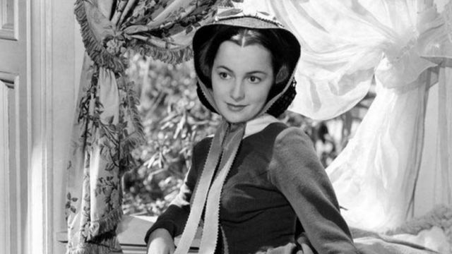 Olivia de Havilland en Gone with the WInd