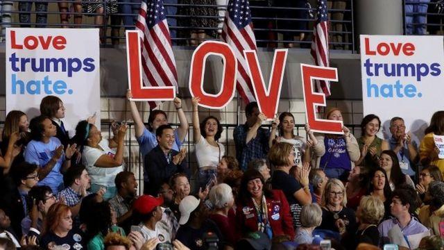 चुनाव अभियान , अमरीका