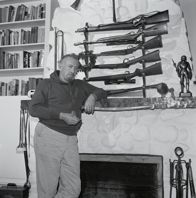 جان اشتاینبک