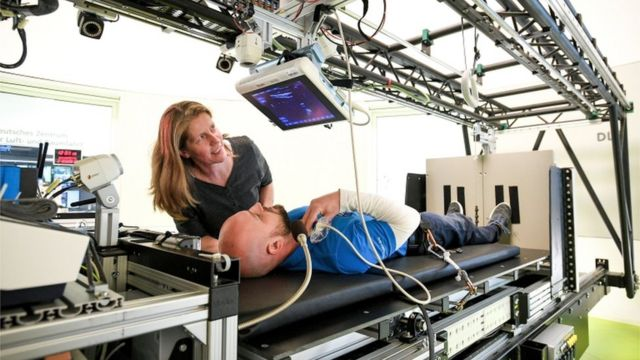 Artificial gravity tests could reduce muscle loss, say researchers