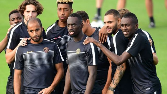 PSG, France, football