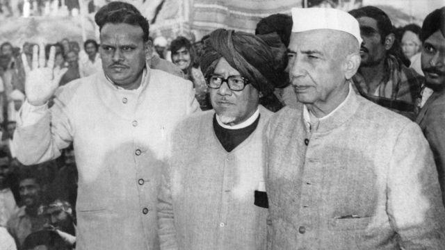 राजनारायण और चौधरी चरण सिंह