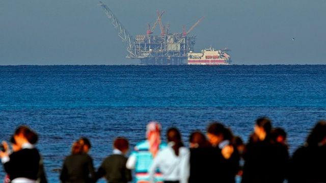 صادرات گاز اسرائیل به مصر