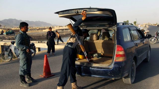 کمیسیون حقوق بشر اعلام کرده که طالبان این افراد را دو روز پیش را از خانههای شان ربوده اند