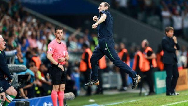 O'Nil slavi pobedu nad Italijom