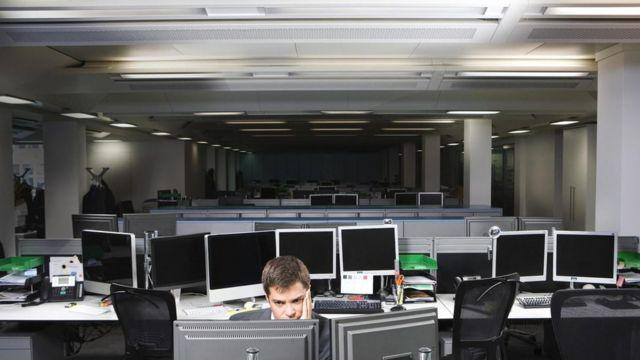開放式辦公室