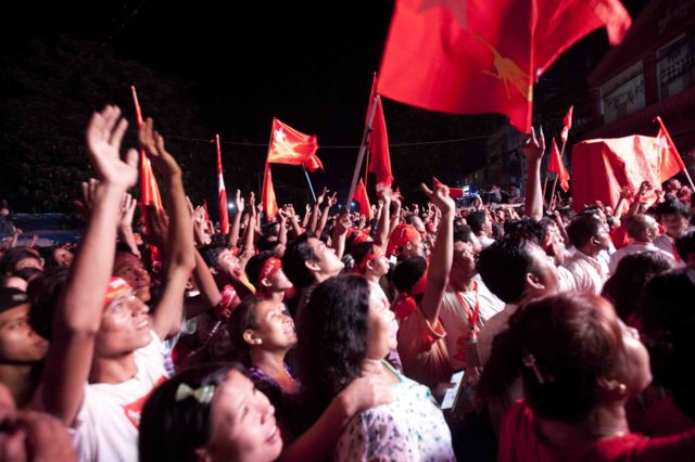 NLD Campaign in 2015