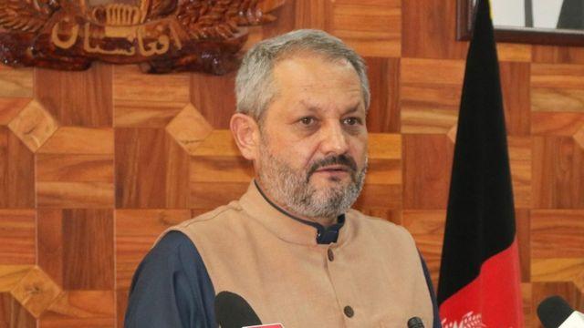 د افغانستان د روغتيا وزير