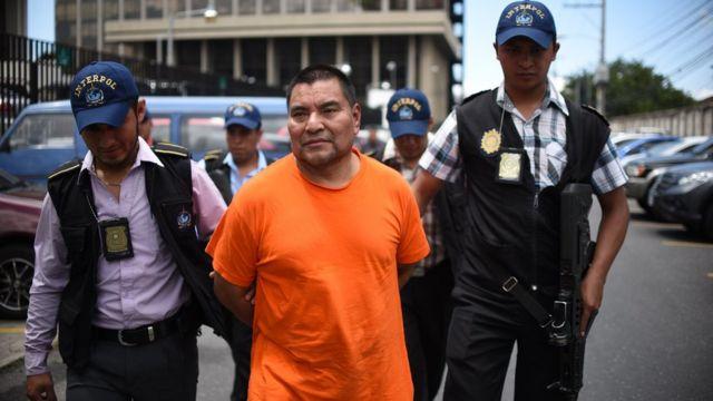 US deports Guatemalan massacre suspect Santos Lopez Alonzo
