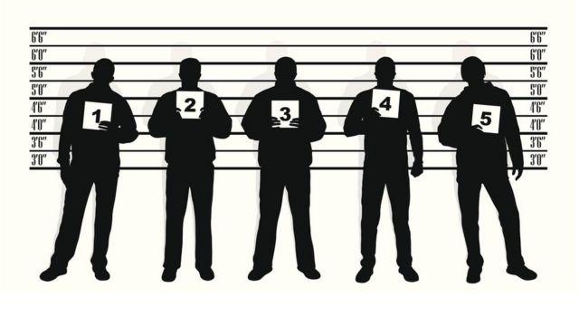 Línea de identificación
