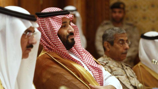 Nisan 2015'te Kral Salman genç oğlunu veliaht prens yardımcısı olarak atadı