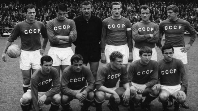 Збірна СРСР