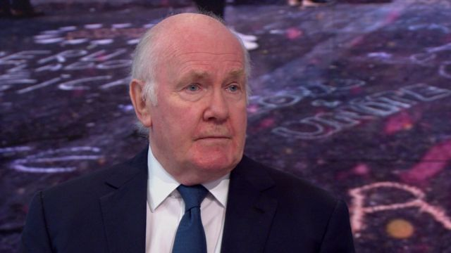 Lord Reid speaks to Victoria Derbyshire