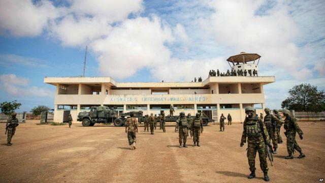 Inteko za gisirikare ni zo zafashije kugarukana amahoro mu muji wa Kismayo