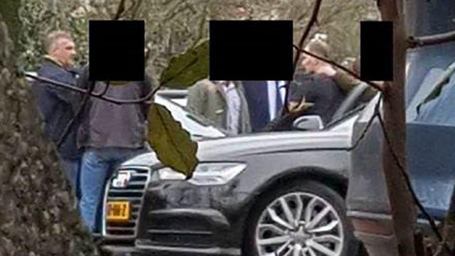 Предполагаемых российских спецагентов голландская полиция задержала на парковке недалеко от офиса ОЗХО