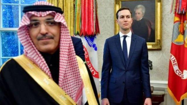 أعلن جاريد كوشنر عزمه القيام بجولة في الشرق الأوسط لبحث مشروعات نووية أمريكية في السعودية