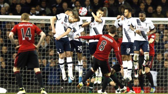 Tottenham na West Brom mu rukino rw'itariki 25/04/2016