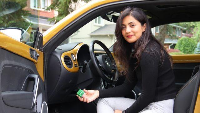 Toronto Üniversitesi'nden doktora adayı Sayeh Bayat, araç kullanım verilerinin sağlıkla ilgili pek çok şey anlattığını söylüyor