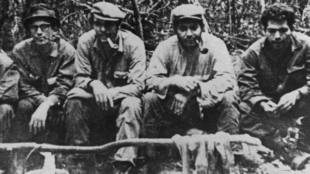 El Che Guevara en Bolivia