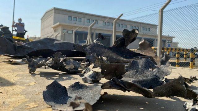 حوثی ها گفتند که آنها ماه گذشته موشکی را شلیک کردند که به تأسیسات نفتی در جده برخورد کرد