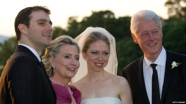 Clinton ailəsi