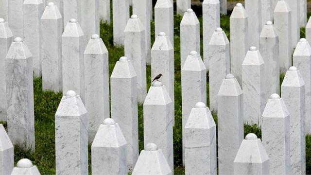 Memorijal žrtvama Srebrenice u Potočarima