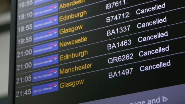 Five questions for BA over IT crash