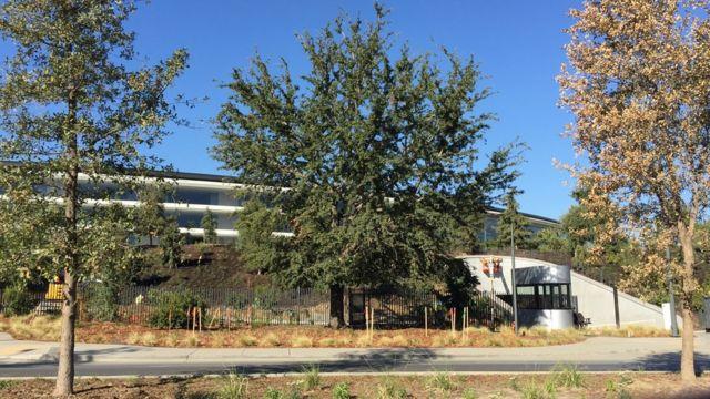 Sede de Apple en Cupertino, California (Foto: Beatriz Díez)