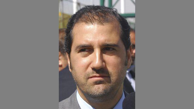 ラミ・マクロフ氏はシリアで最も裕福な事業家のひとりだ