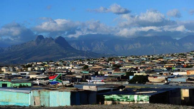 Xaafada Khalitsha ee Cape Town
