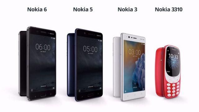 Shirkadda HMD ee soo celisay Nokia 3310 waxay sidoo kale soo saartay seddaxdan nooc ee kale
