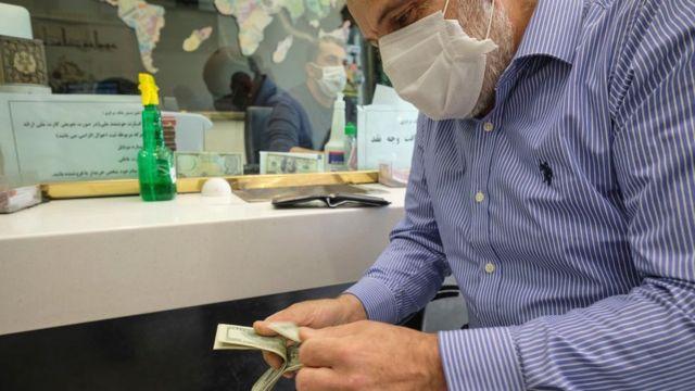 İran'da para biriminin değer kaybı, ABD Doları'na ilgiyi artırdı.