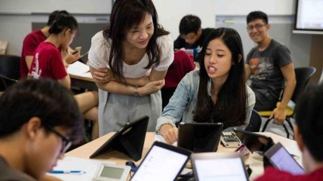 Singapore ưu tiên tuyển dụng những sinh viên giỏi nhất vào giảng dạy
