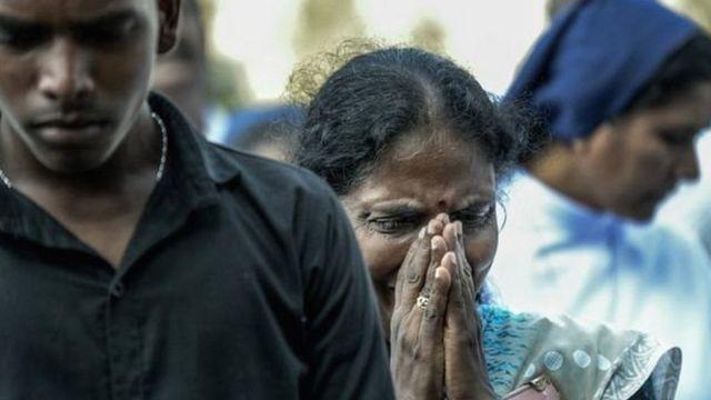 श्रीलंका हमला