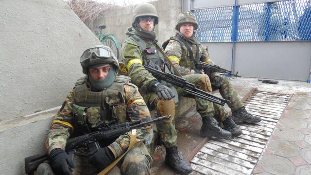 """Бійці """"Азова"""""""