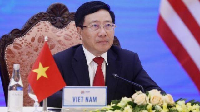 Phó Thủ tướng, Bộ trưởng Ngoại giao Phạm Bình Minh, trong vai trò nước Chủ tịch ASEAN và Chủ tịch Hội nghị Cấp cao Đông Á